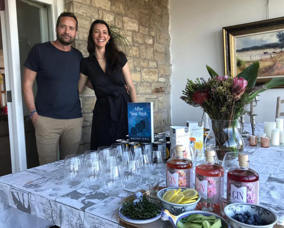 Gin and books Event